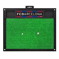 FANMATS FC Barcelona Golf Hitting Mat