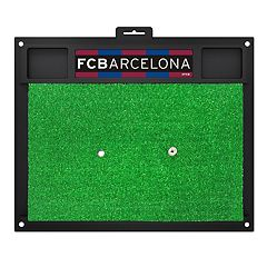 FANMATS FC Barcelona Golf Hitting Mat