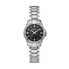 Bulova Women's Crystal Watch - 96L214