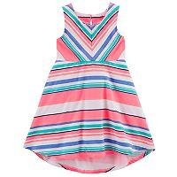 Girls 4-8 Carter's Striped Dress