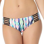 Women's Cole of California Strappy Bikini Bottoms