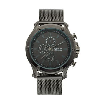 Men's American Exchange Mesh Watch