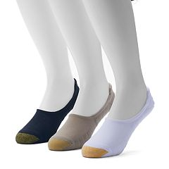 Men's GOLDTOE Tab Loafer Liner Socks