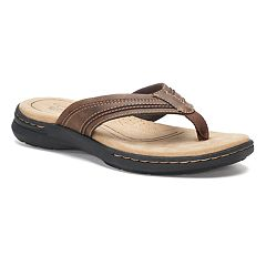 Croft & Barrow® Chorus Men's Ortholite Sandals