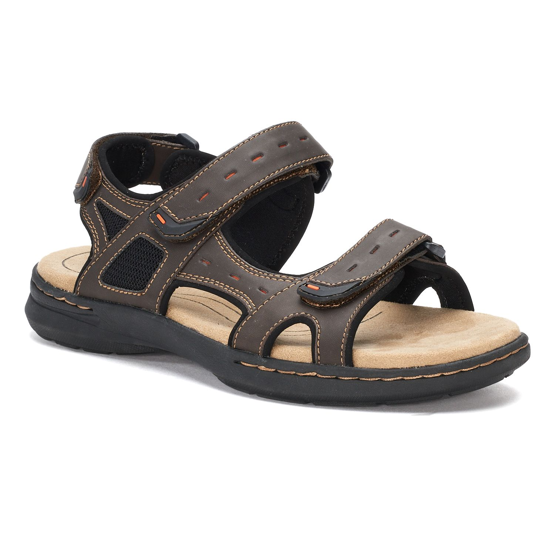 Croft U0026 Barrow® Major Menu0027s Ortholite Sandals
