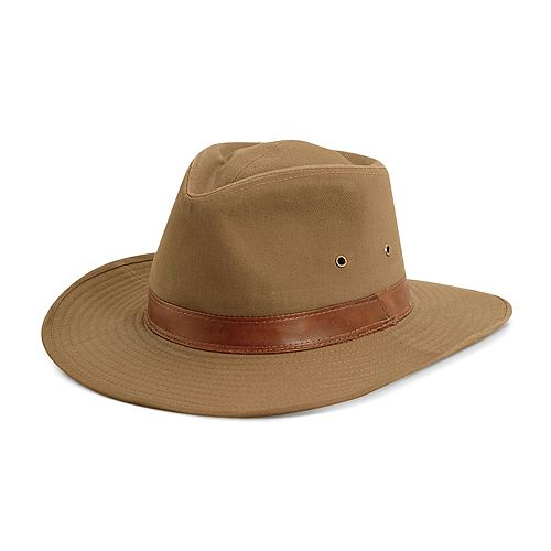 Men's DPC Garment-Washed Twill Hat