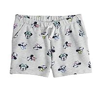 Disney's Minnie Mouse Girls 4-10 French Terry Shorts by Jumping Beans®