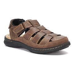 Croft & Barrow® Soprano Men's Ortholite Fisherman Sandals