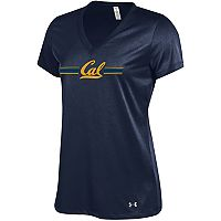Women's Under Armour Cal Golden Bears Tech Tee