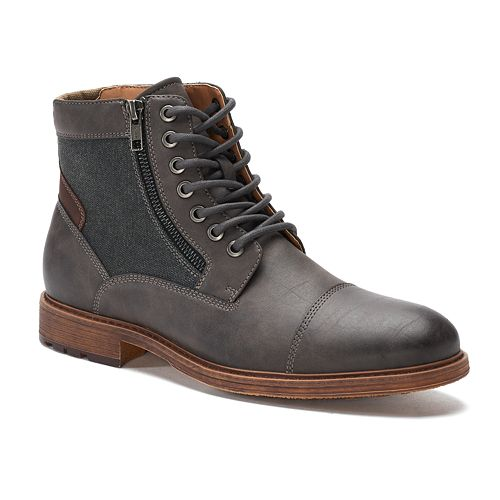 311a433eddf40 SONOMA Goods for Life™ Herring Men's Ankle Boots