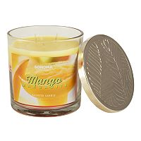 SONOMA Goods for Life™ Mango Margarita 14-oz. Tri-Pour Candle Jar