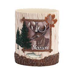 Avanti Nature Walk Wastebasket