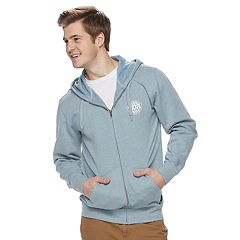 Men's Vans Check Full-Zip Hoodie