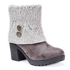 MUK LUKS Christa Women's Water Resistant Boots