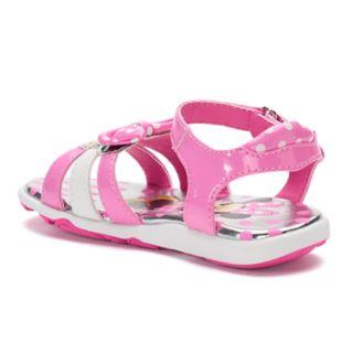 Disney Minnie Mouse Toddler Girls' Sandals