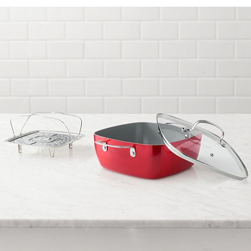 Food Network™ 3-piece Ceramic Everyday Pan