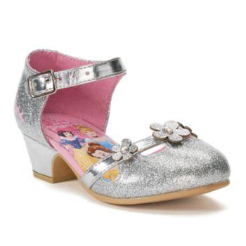 Disney Princess Toddler Girls' High Heels