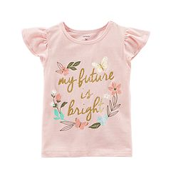 Girls 4-8 Carter's 'My Future Is Bright' Graphic Tee