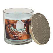 SONOMA Goods for Life™ Coconut Mojito 14-oz. Tri-Pour Candle Jar
