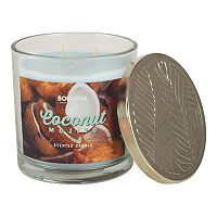 SONOMA Goods for Life™ Coconut Mojito 14-oz. Tri-Pour Candle Jar