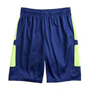 Boys 8-20 Tek Gear® Laser-Cut Shorts