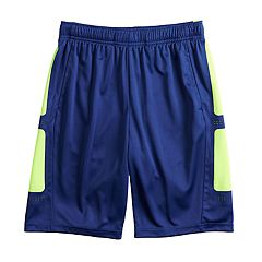 Boys 8-20 & Husky Tek Gear® Laser-Cut Shorts