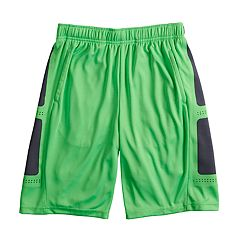 Boys 8-20 Tek Gear® Laser-Cut Shorts in Regular & Husky