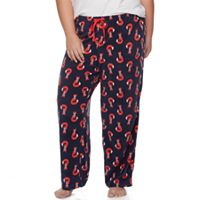 Plus Size SONOMA Goods for Life™ Pajamas: Microfleece Pants