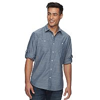 Men's Urban Pipeline® Awesomely Soft Ultimate Button-Down Shirt