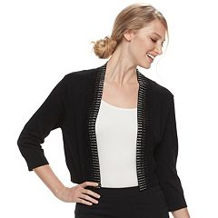 Women's Ronni Nicole Embellished Shrug