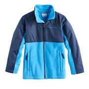 Boys 8-20 Columbia Fort Rock II Hybrid Jacket