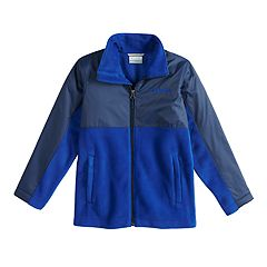 Boys 8-20 Columbia Fort Rock II Hybrid Jacket