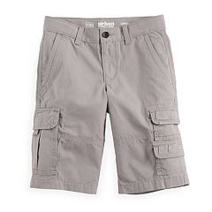 Boys 8-20 Urban Pipeline™ Canvas Cargo Shorts