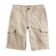 Boys 8-20 Urban Pipeline™ Canvas Cargo Shorts