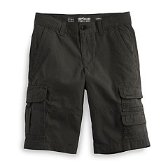 Boys 8-20 Urban Pipeline® Canvas Cargo Shorts