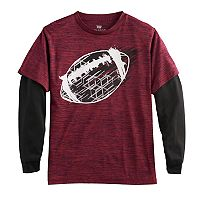 Boys 8-20 Tek Gear Graphic Skater Tee