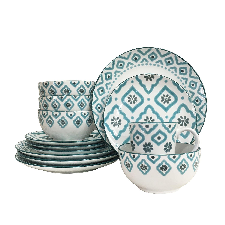 Dinnerware Set  sc 1 st  Kohl\u0027s & Coastal Dinnerware \u0026 Serveware Kitchen \u0026 Dining | Kohl\u0027s