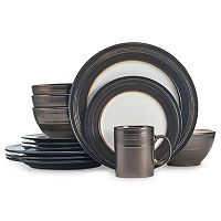 Food Network™ Braise 16 pc Dinnerware Set