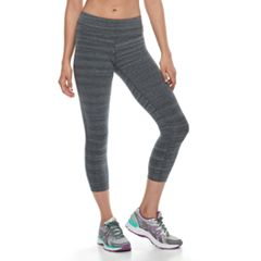 Petite Tek Gear® Solid Crop Leggings