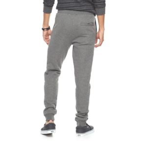 Men's Hollywood Jeans Piece-Knee Jogger Pants