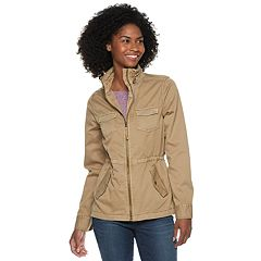 Petite SONOMA Goods for Life™ Twill Utility Jacket