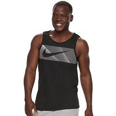 Men's Nike DriFIT Swoosh Tank