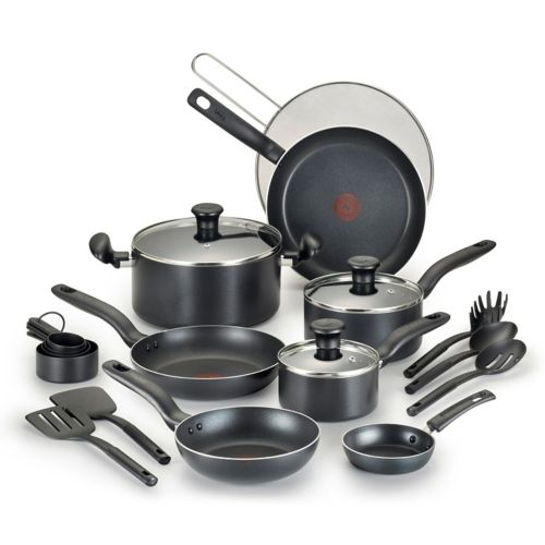 T-Fal Reserve 20-pc. Nonstick Aluminum Cookware Set