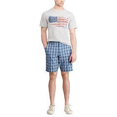 Men's Chaps Americana Flag Tee