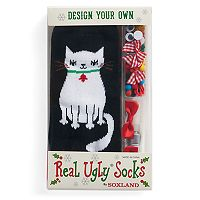 Women's Design Your Own Ugly Christmas Socks