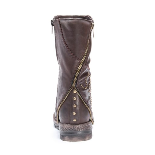 MUK LUKS Amelia Women's Water-Resistant Riding Boots