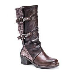 MUK LUKS Vivian Women's Water-Resistant Riding Boots