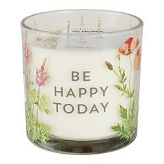 SONOMA Goods for Life™ Warm Summer Breeze Floral 14-oz. Candle Jar