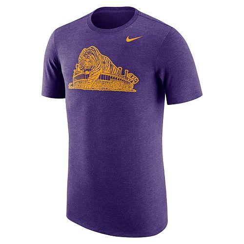 Men's Nike LSU Tigers Vault Tee