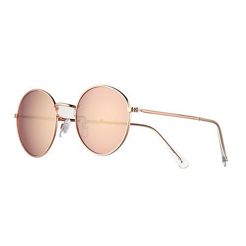 0b6a2a195 LC Lauren Conrad Wicklow 52mm Round Sunglasses